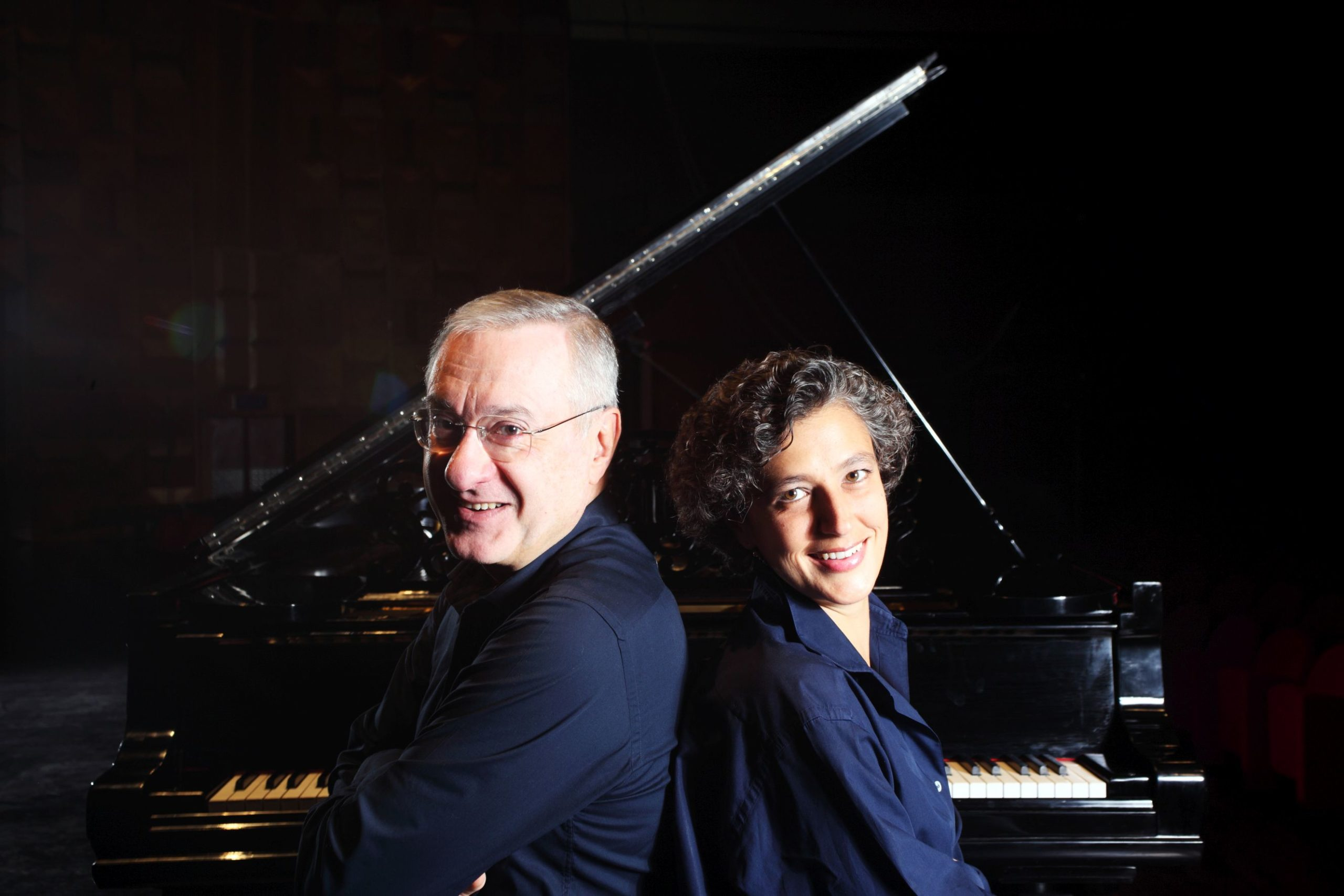 L'Antidoto – Duo pianistico Monica Leone e Michele Campanella