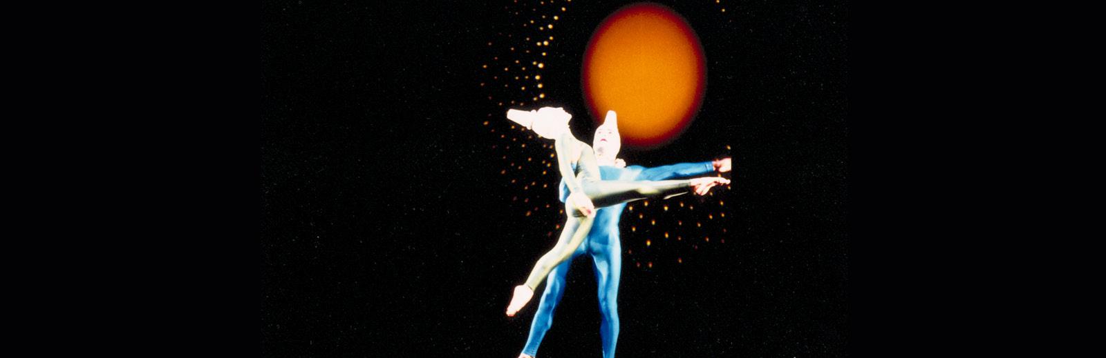 Teatri di Confine – NIK. La danza di Alwin Nikolais